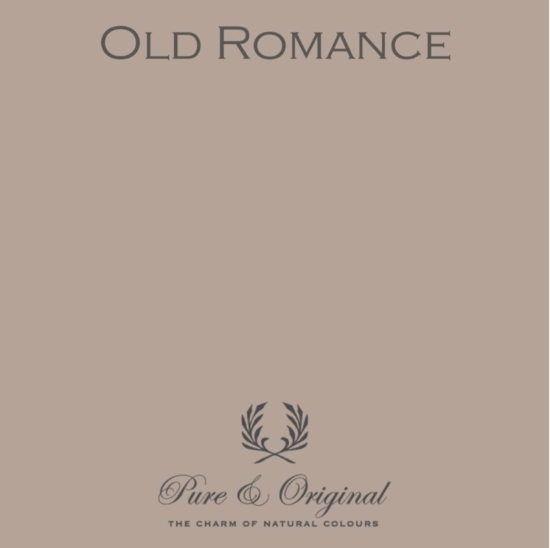 Old Romance - Afwasbare verf - Licetto