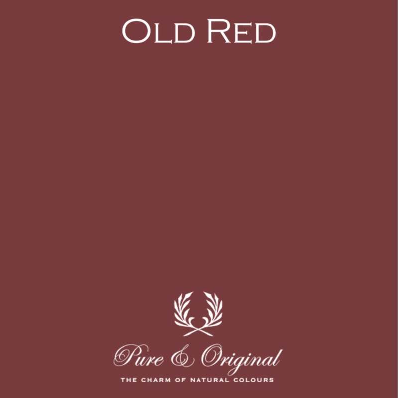 Old Red - Krijtverf - Classico