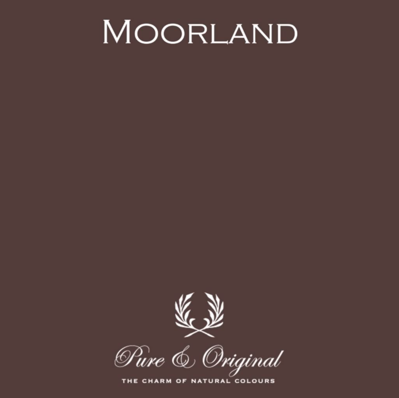 Moorland - Afwasbare verf - Licetto
