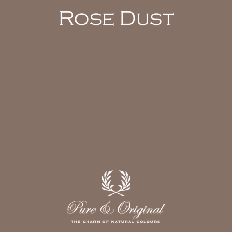 Rose Dust - Kalkverf - Fresco