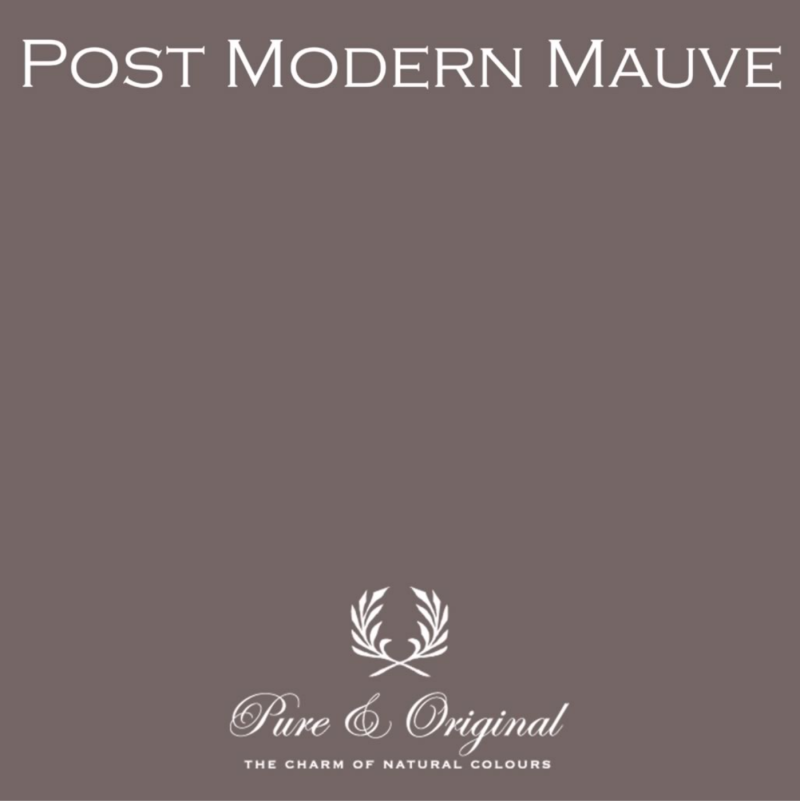 Post Modern Mauve - Kalkverf - Fresco