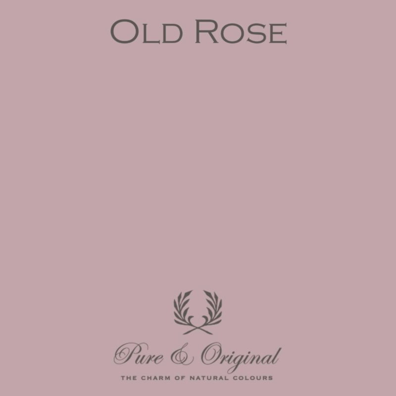 Old Rose - Afwasbare verf - Licetto