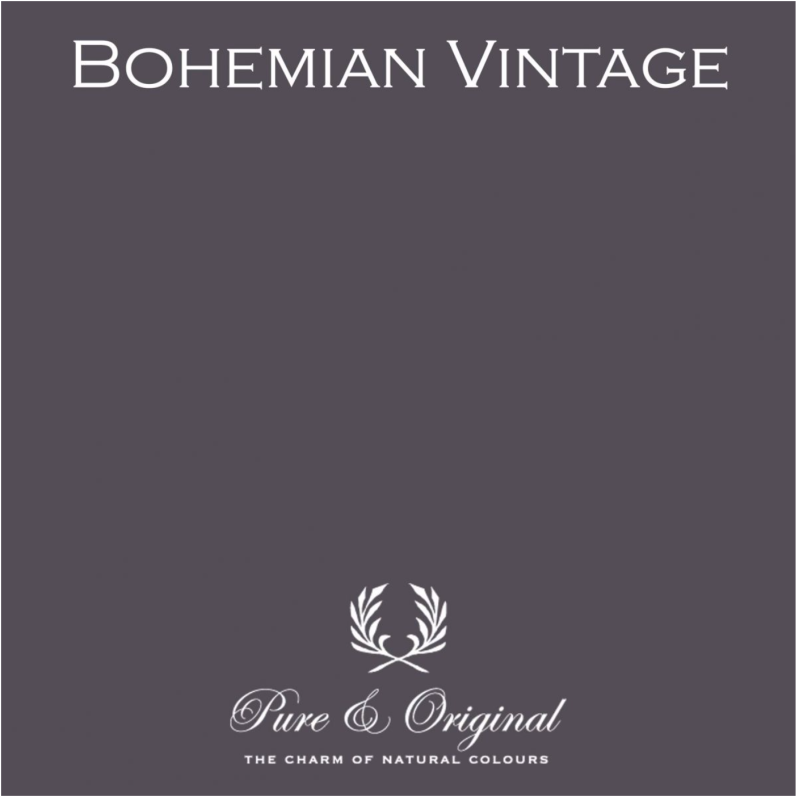 Bohemian Vintage - Afwasbare verf - Licetto