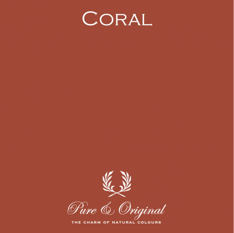 Coral - Afwasbare verf - Licetto
