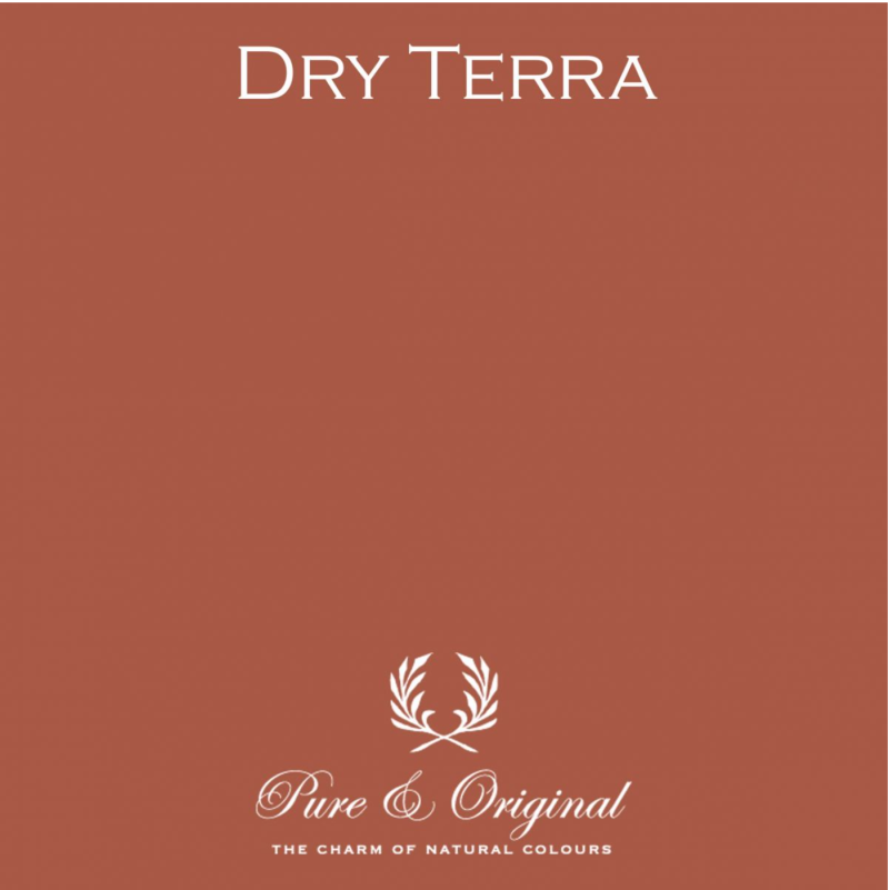 Dry Terra - Afwasbare verf - Licetto