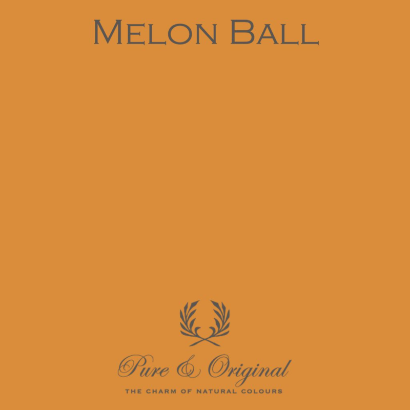 Melon Ball- Afwasbare verf - Licetto
