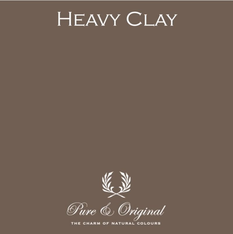 Heavy Clay - Afwasbare verf - Licetto