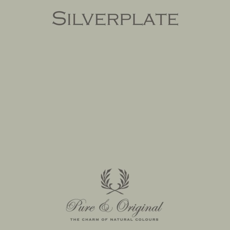 Silverplate - Afwasbare verf - Licetto