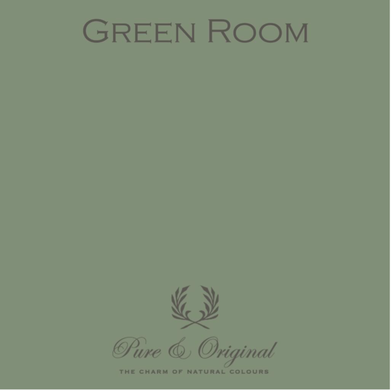 Green Room - Afwasbare verf - Licetto