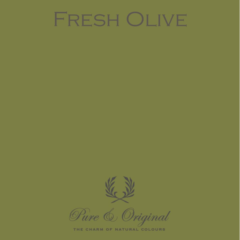 Fresh Olive - Afwasbare verf - Licetto