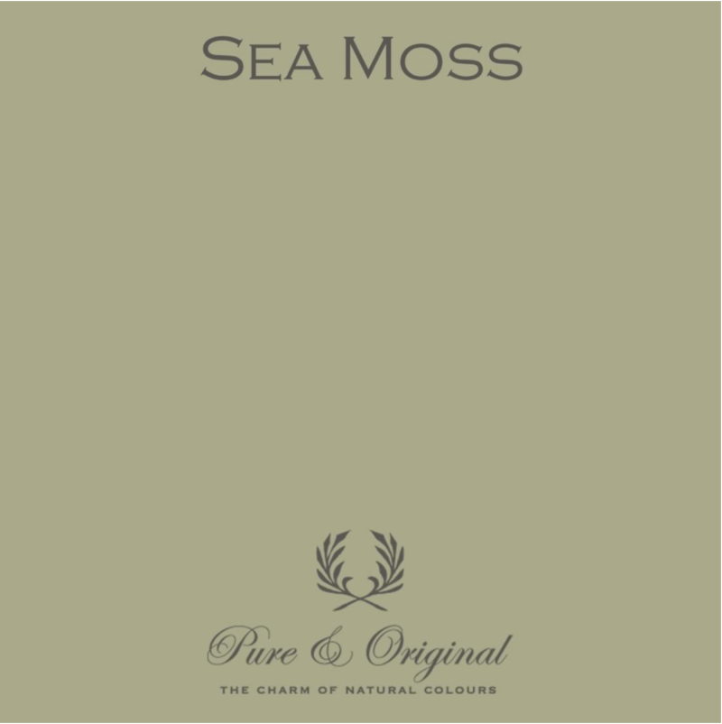 Sea Moss - Afwasbare verf - Licetto