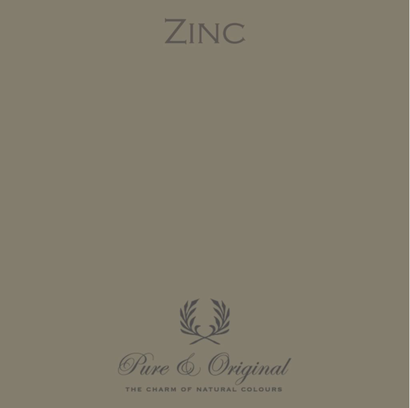 Zinc - Afwasbare verf - Licetto