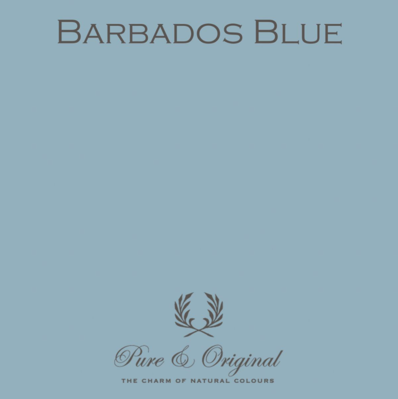 Barbados Blue - Afwasbare verf - Licetto