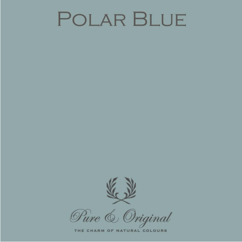Polar Blue - Afwasbare verf - Licetto
