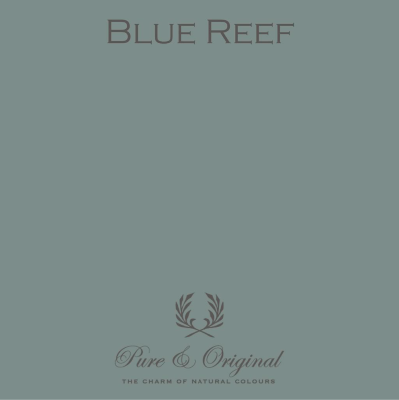 Blue Reef - Afwasbare verf - Licetto