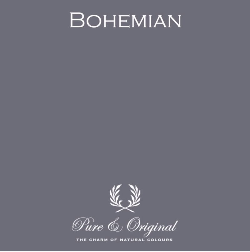 Bohemian - Afwasbare verf - Licetto