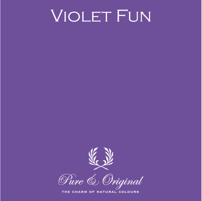 Violet Fun - Marrakech Walls
