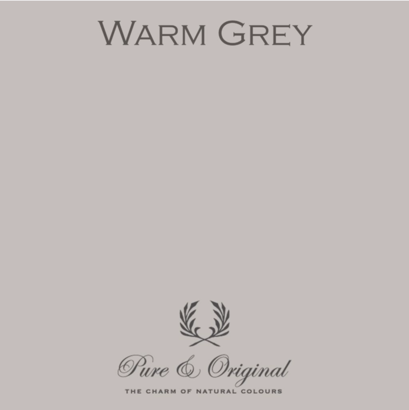 Warm Grey - Afwasbare verf - Licetto