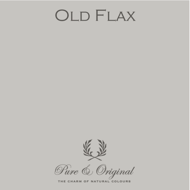 Old Flax - Afwasbare verf - Licetto