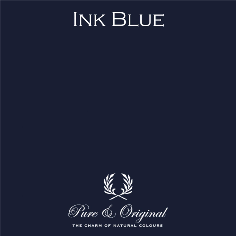 Ink Blue - Afwasbare verf - Licetto
