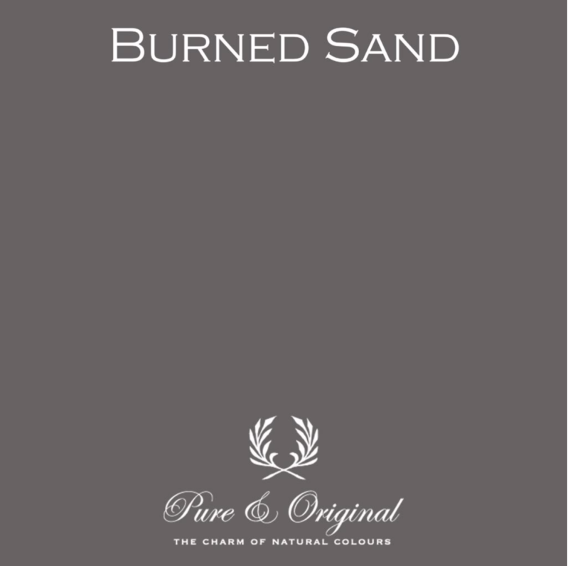 Burned Sand - Marrakech Walls