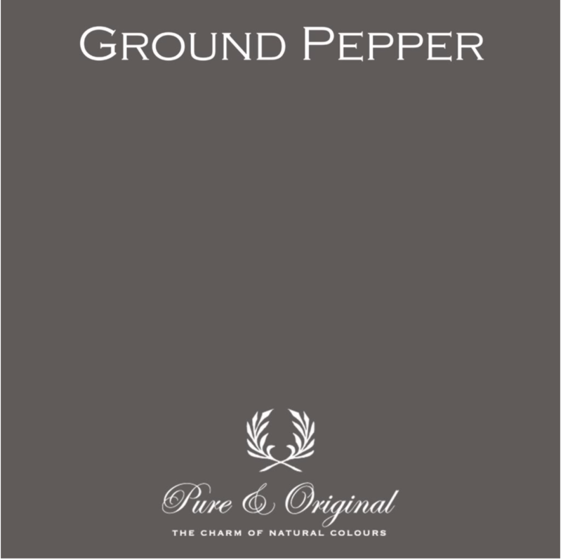 Ground Pepper - Afwasbare verf - Licetto