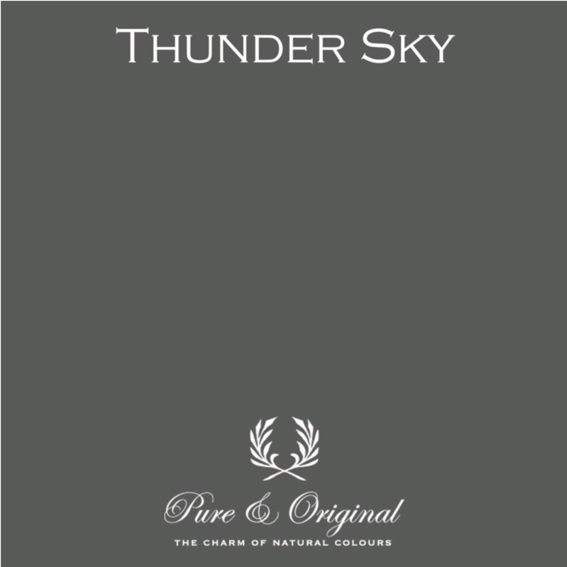 Thunder Sky - Afwasbare verf - Licetto