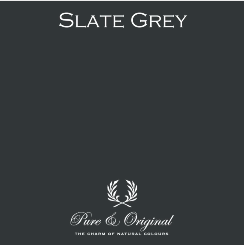Slate Grey - Afwasbare verf - Licetto