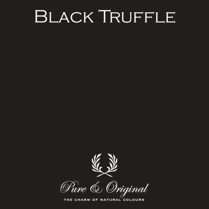 Black Truffle - Afwasbare verf - Licetto