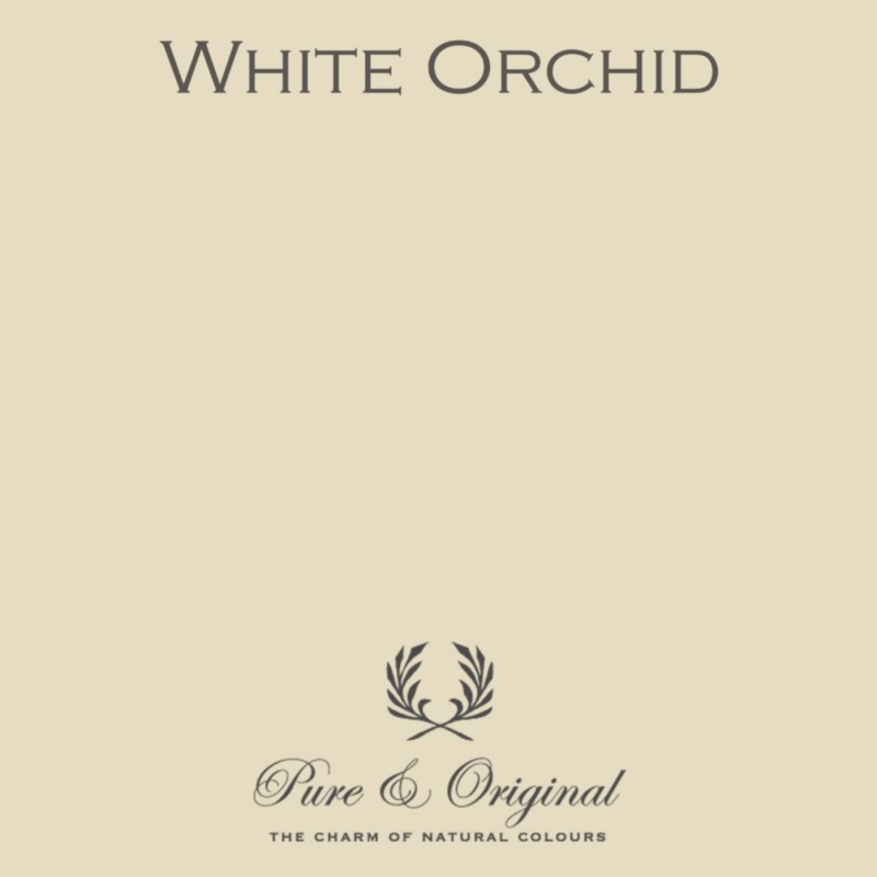 White Orchid - Afwasbare verf - Licetto