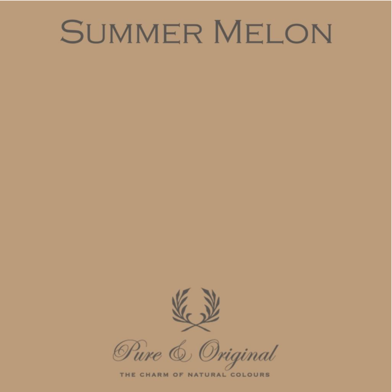 Summer Melon - Afwasbare verf - Licetto