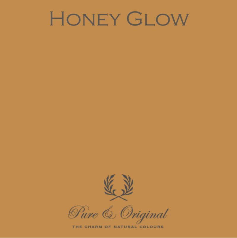 Honey Glow - Afwasbare verf - Licetto