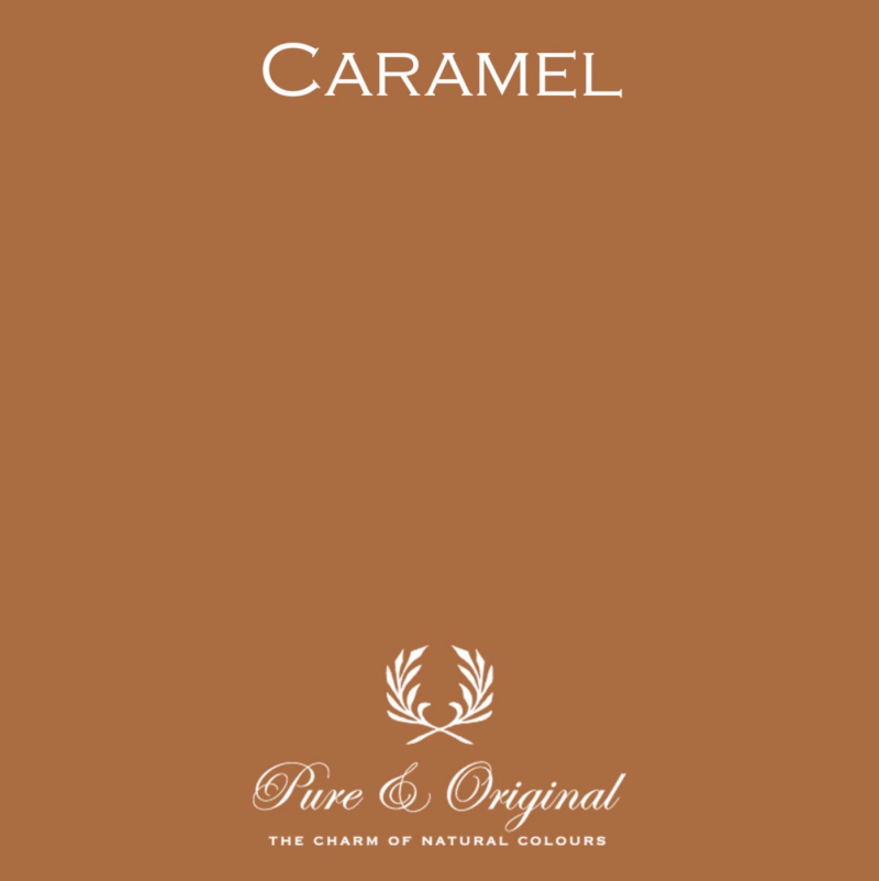 Caramel - Afwasbare verf - Licetto