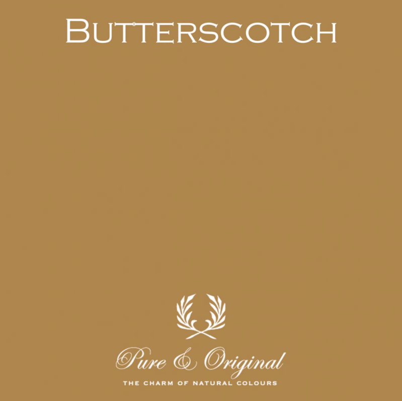 Butterscotch - Afwasbare verf - Licetto