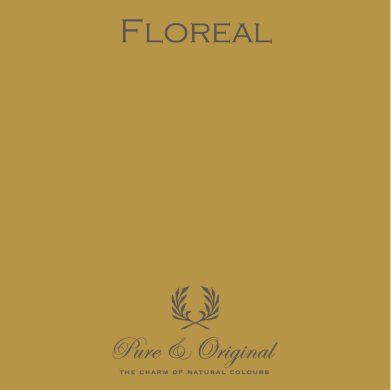 Floreal - Afwasbare verf - Licetto