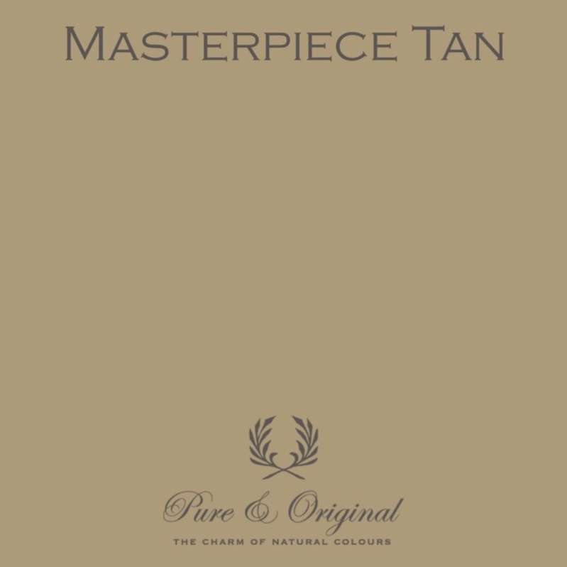 Masterpiece Tan - Kalkverf - Fresco