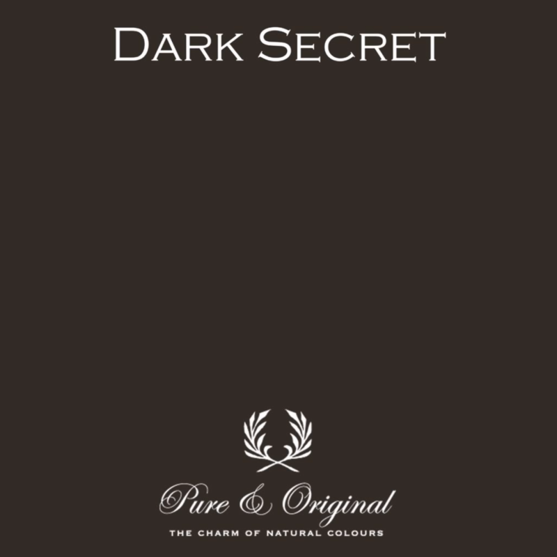 Dark Secret - Afwasbare verf - Licetto