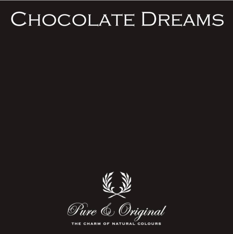 Chocolate Dreams - Kalkverf - Fresco