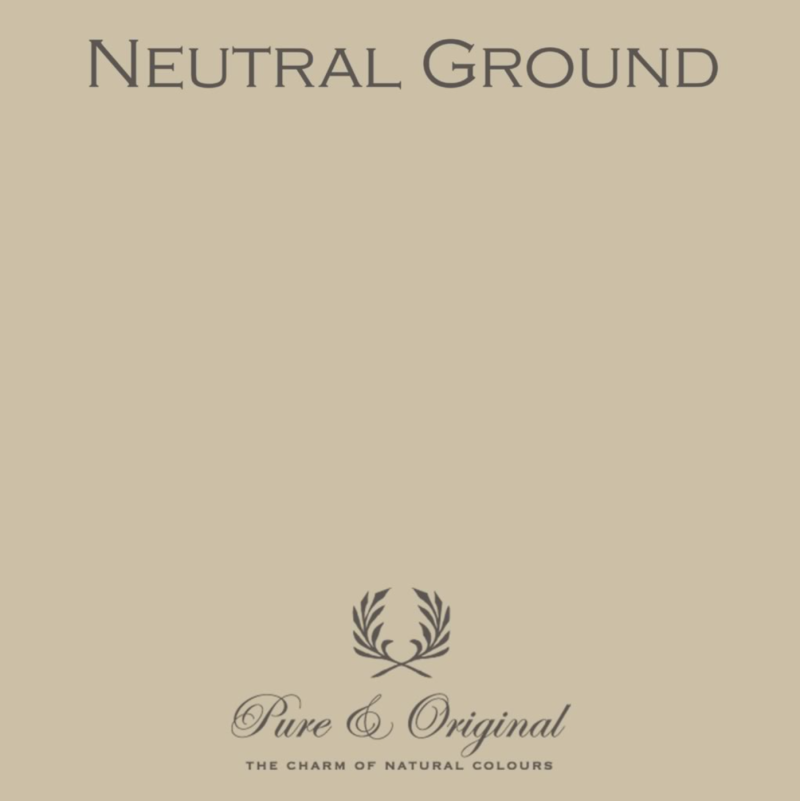 Neutral Ground - Afwasbare verf - Licetto