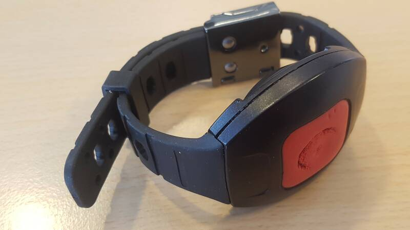 Watchtag V3 + Rugged Security Band