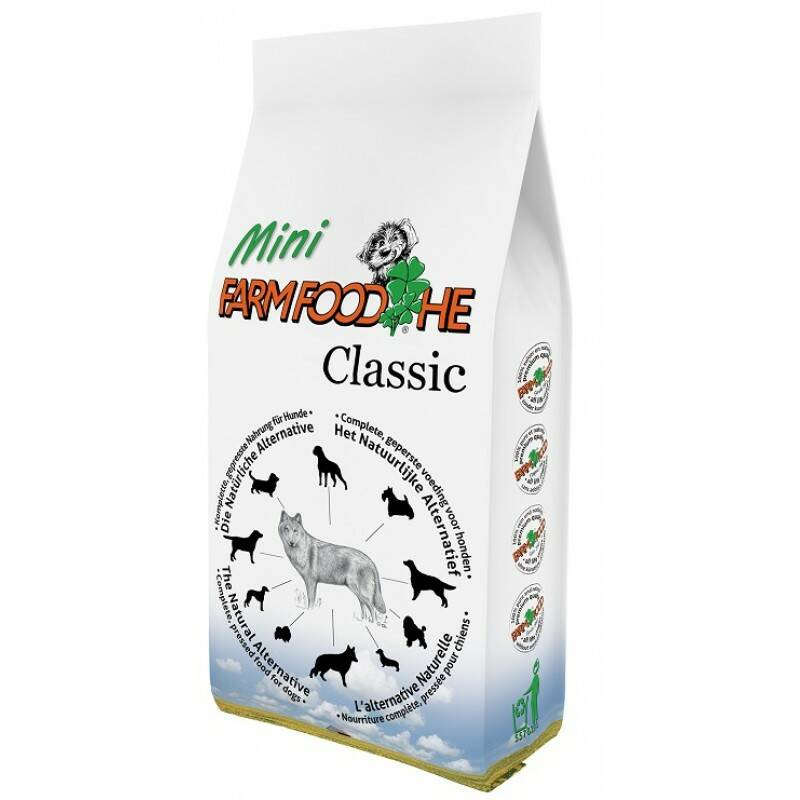 Farm Food classic mini 4 kg