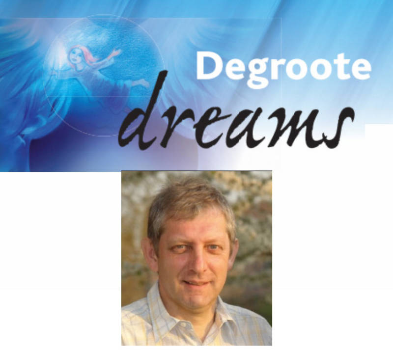 Degroote: Dream Repertory / Dreams Textbook / or Bundle Rep & Textbook (English)