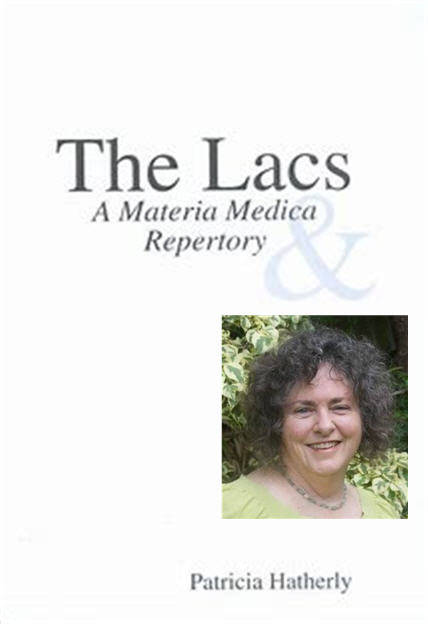 Patricia Hatherly: bundle Lacs Repertory + Lacs Materia Medica (English)