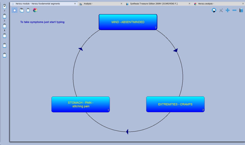 Herscu: The Module Cycles and Segments.