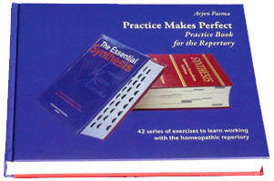 Pasma A.: Practice Makes Perfect (Repertory exercises and explanations)