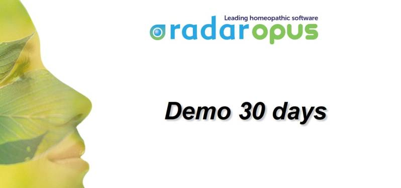 Demo-Tryout 30 days