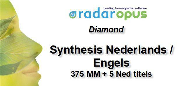 Diamond: Synthesis 2009 Nederlands & Eng + 375 MM + 5 Ned titels + 17 small Reps + Boenh PB Rep Ned/Eng + Polar