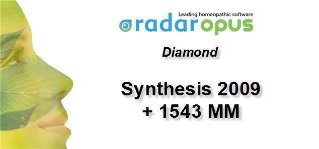 Diamond-Research: Synthesis 2009 English + 1543 MMs (English)
