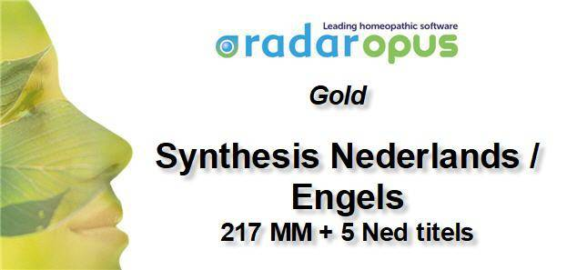 Gold: Synthesis 2009 Nederlands & Eng + 217 MM + 5 Ned titels