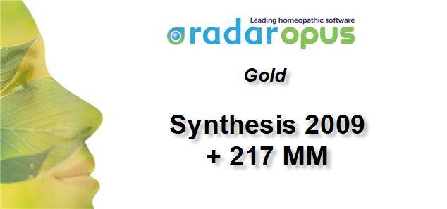 Gold: Synthesis 2009 English + 217 MMs (English)